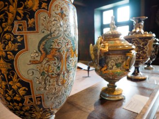 Turns out Blois was a centre of ceramics excellence. Is that where I get my love of this artform from?