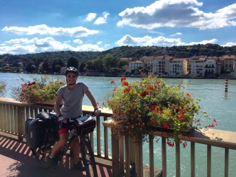 Made it to the Rhone