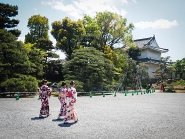 Castle of the last Samurai ruler