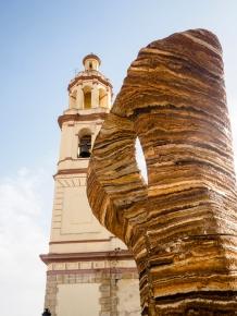 Rock art. Olvera, Spain.
